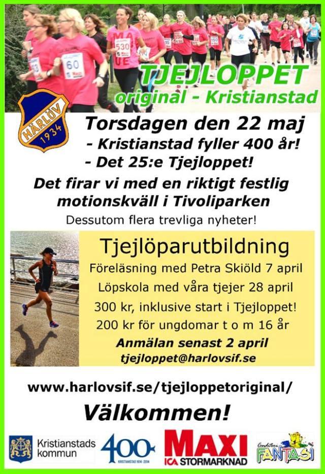 Tjejloppet Kristianstad